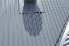 Whirly Vent on Corry Roofs