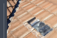 Clear-tile-skylight