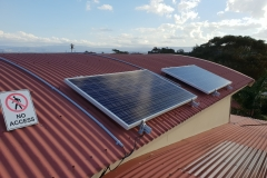 250W solar skylight panel