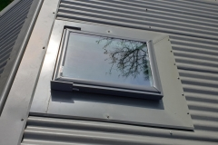 VELUX with custom flashing